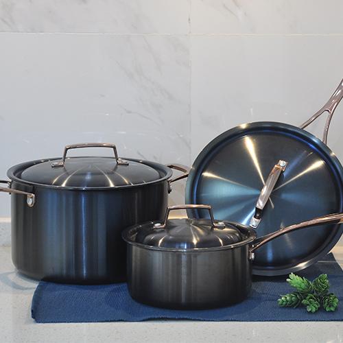 三层不锈钢锅具